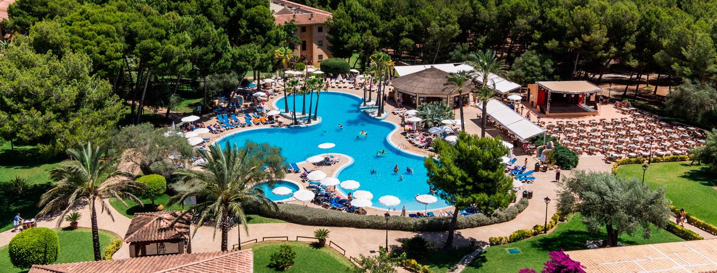 14 Tage Mallorca Urlaub 4 Stern Hotel, Flug ab 292€ 1