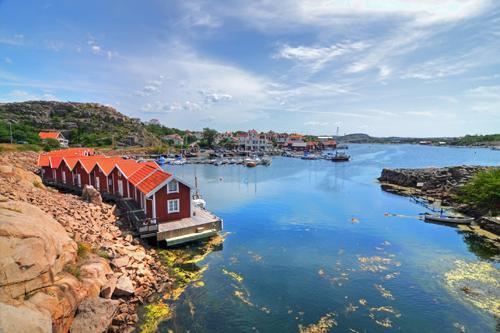 Mit dem schnäppchenpreis Europa günstig nach Schweden 1