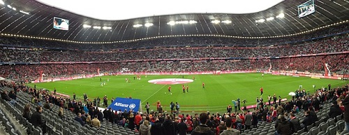 FC Bayern München Tickets.