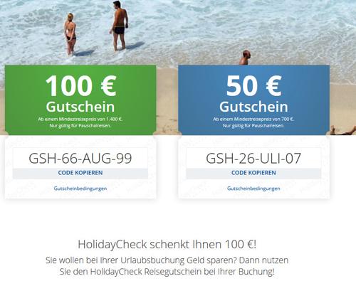 Deal-screenshot -Gutschein