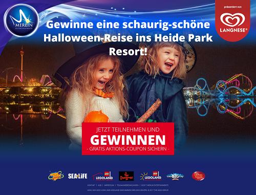 Freizeitpark Gewinnspiel - Deals-Screenshot