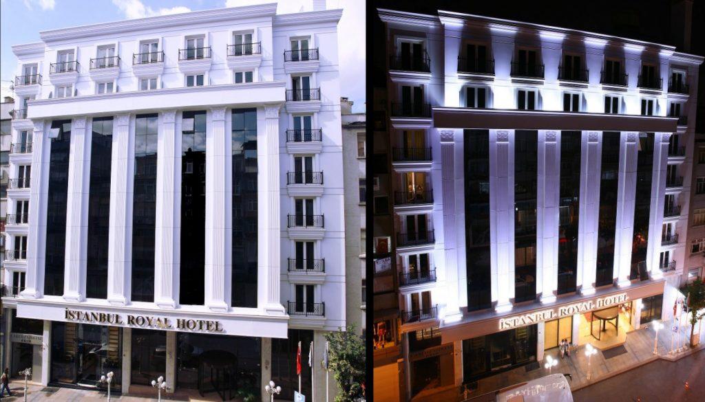 Hotel Royal+Flug 7 Tage nach Istanbul Reisen  189€