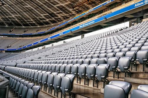 FC Bayern München Tickets. Stadion Allianz Arnena live. FCB.