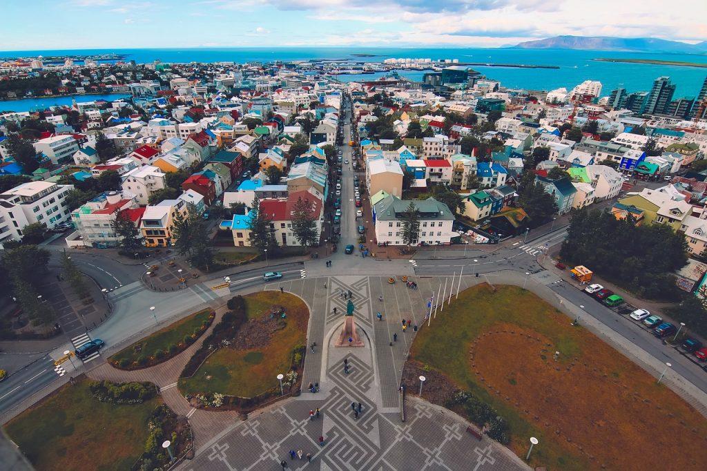 Die sichersten Länder - Island