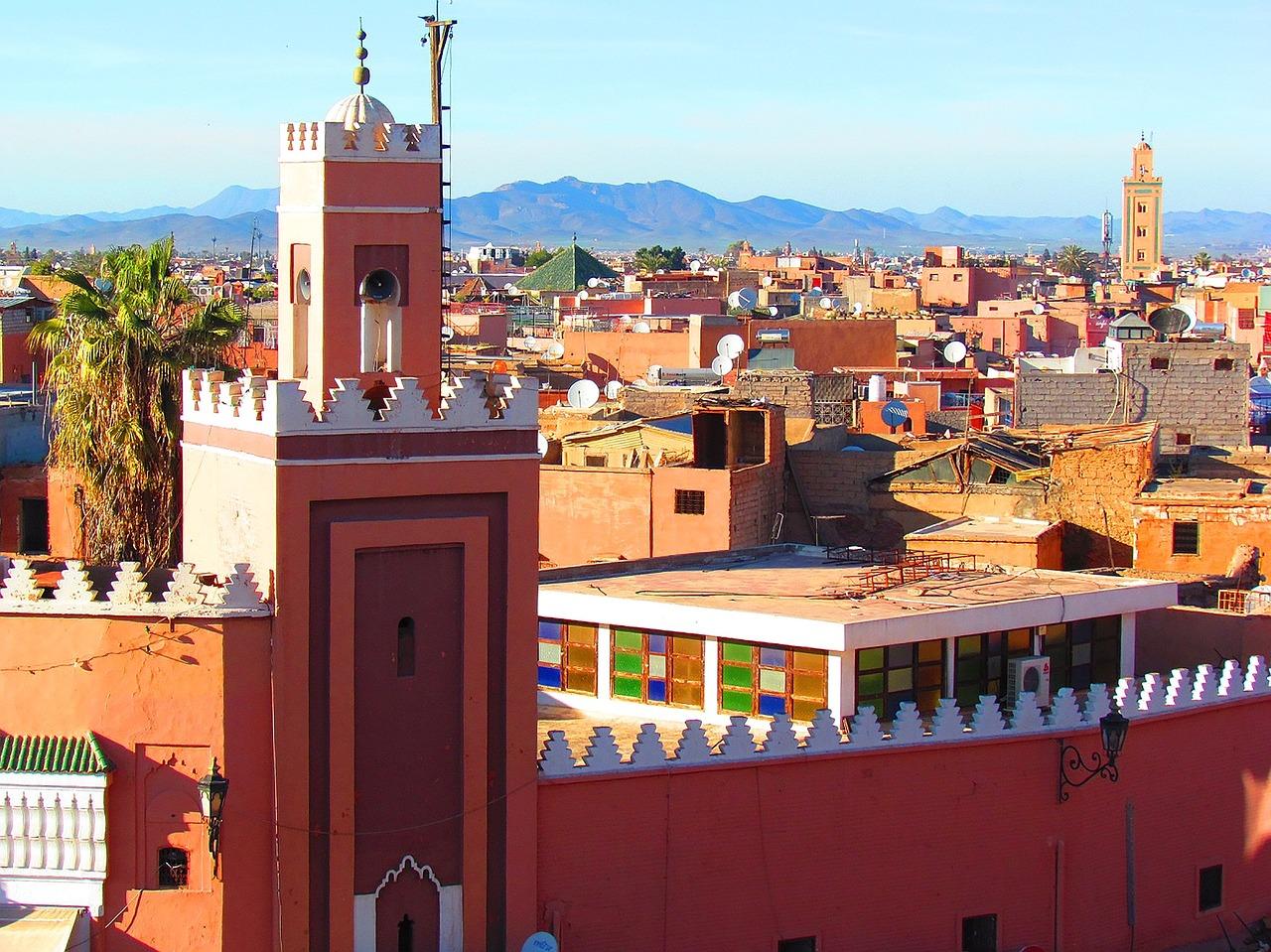 Rundreise Königsstädte Marokko - Marrakesch 1