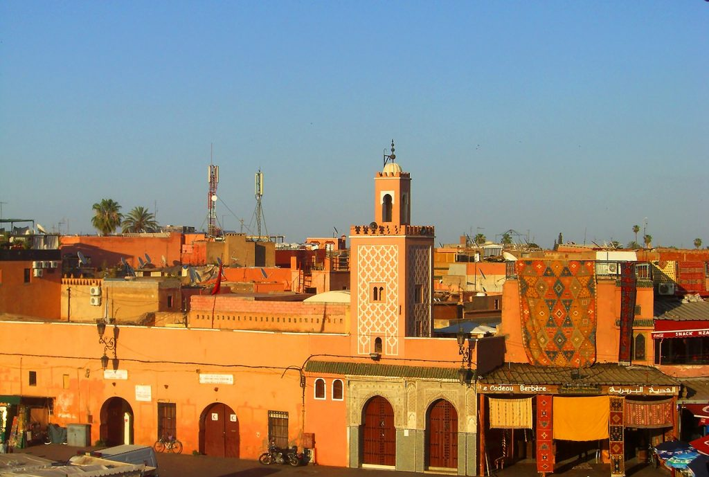Königsstädte Marokko - Marrakesch