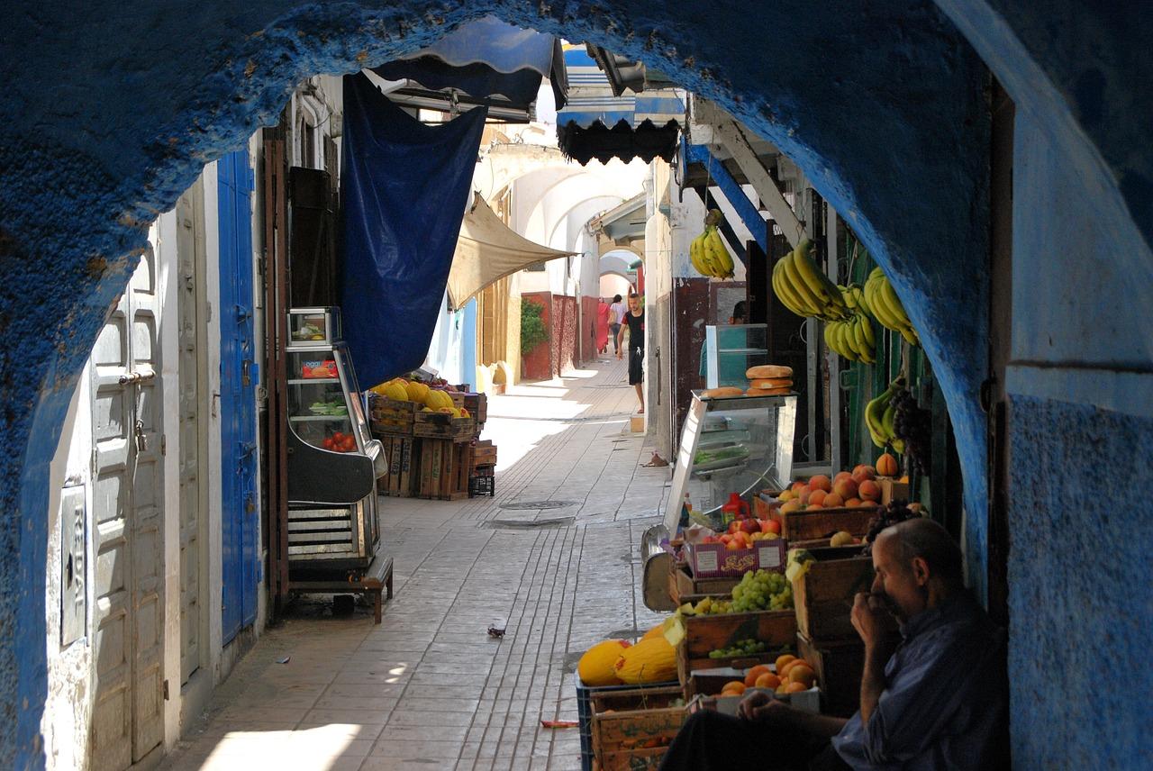 Bilder Rundreise Rabat