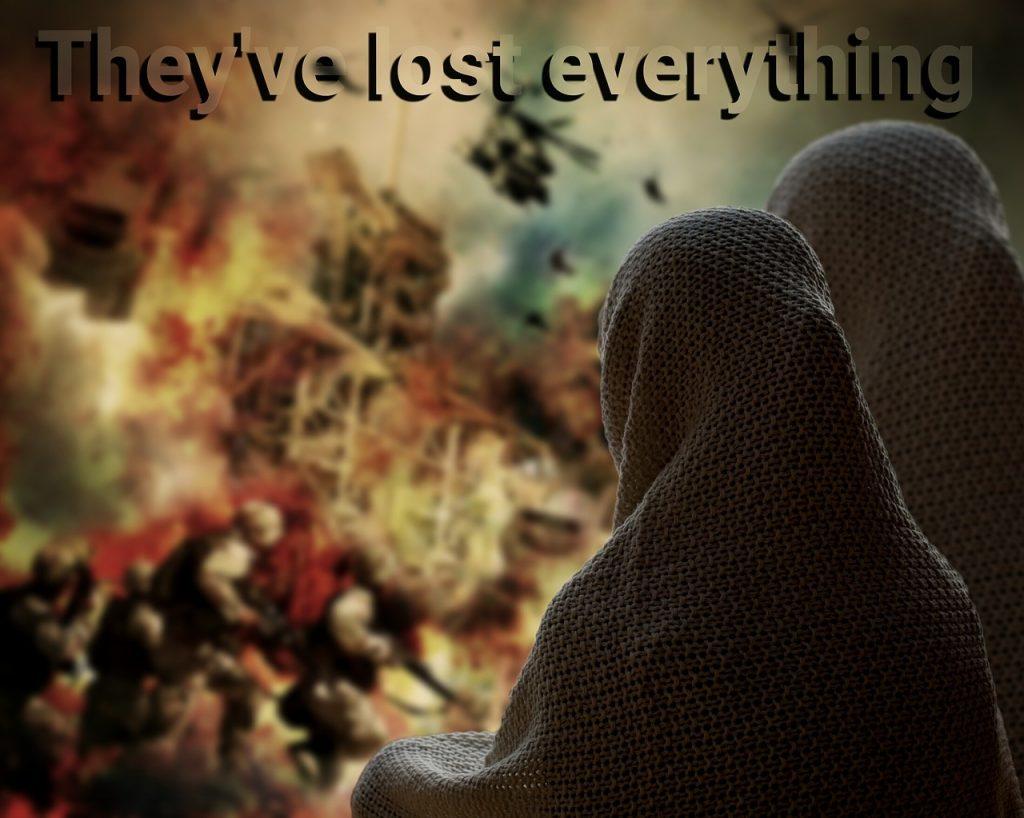 Die gefährlichsten Länder der Welt Liste - Syrien
