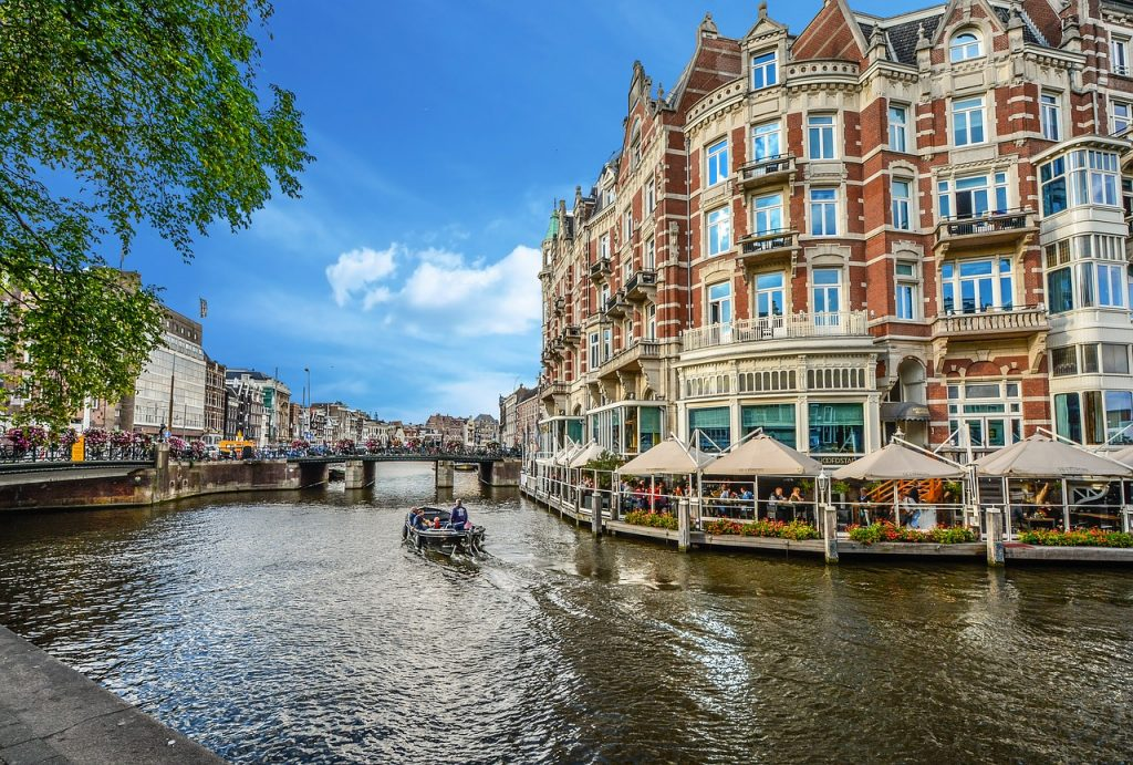 Amsterdam Canals Tour