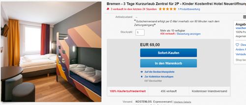 Bremen tipps Hotel- deals