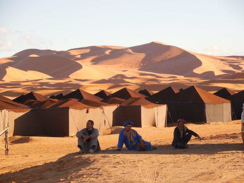 Wüstentour Rabat
