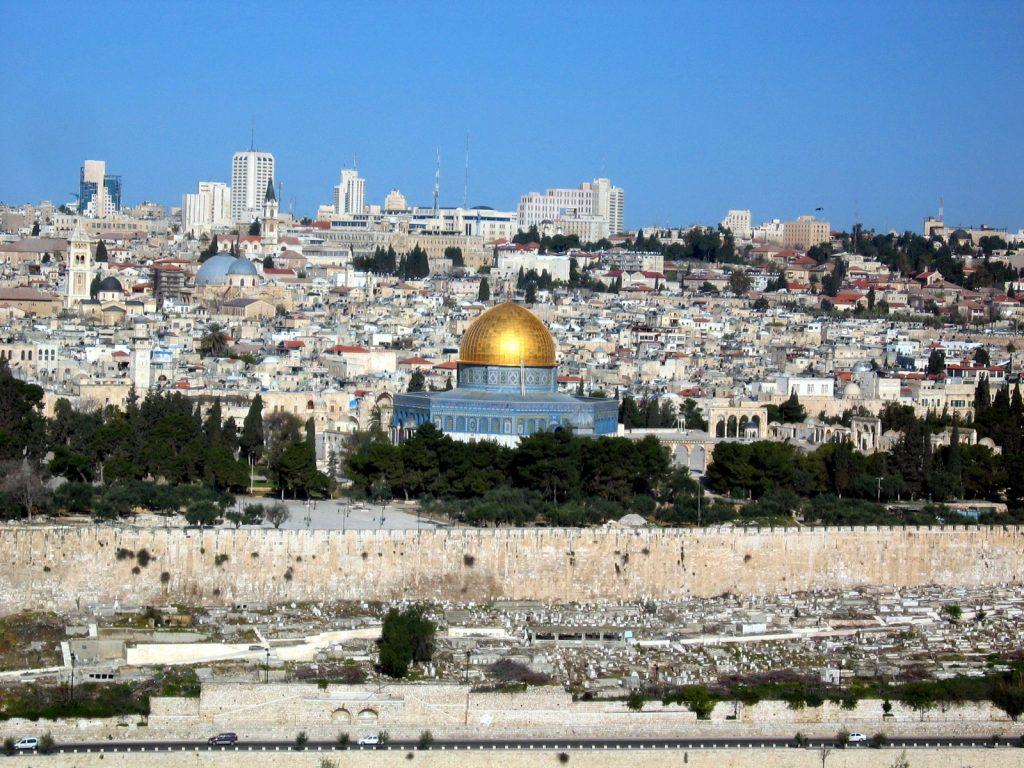 Yerushalaim -Israel Reisen