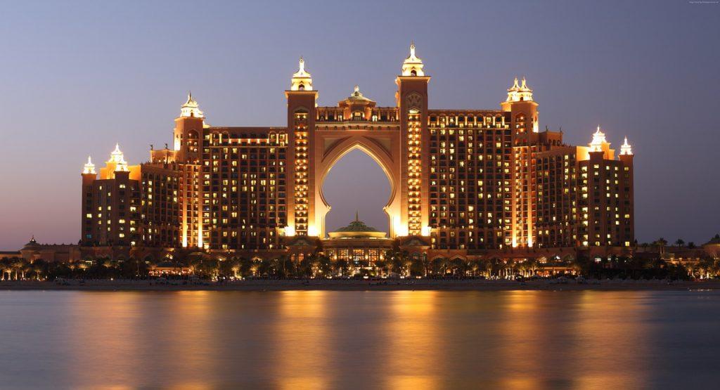 The Palm Dubai – Die Palme Atlantis