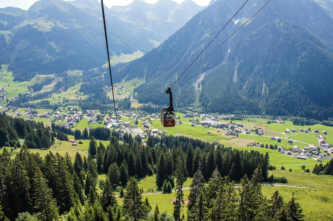 Kurorte in Österreich - Luftkurorte Österreich Liste 1