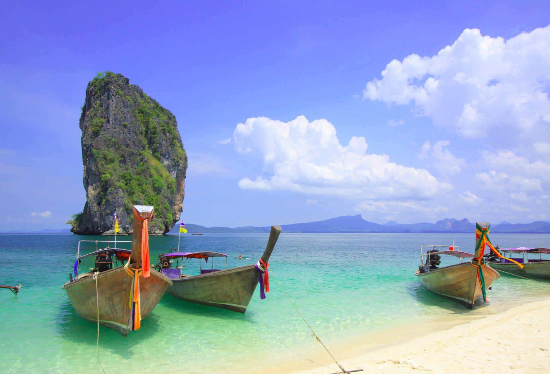 Thailand Koh Poda