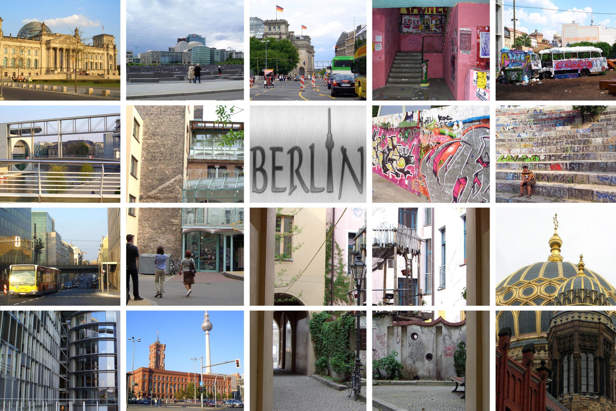 Die besten Reiseziele  Berlin