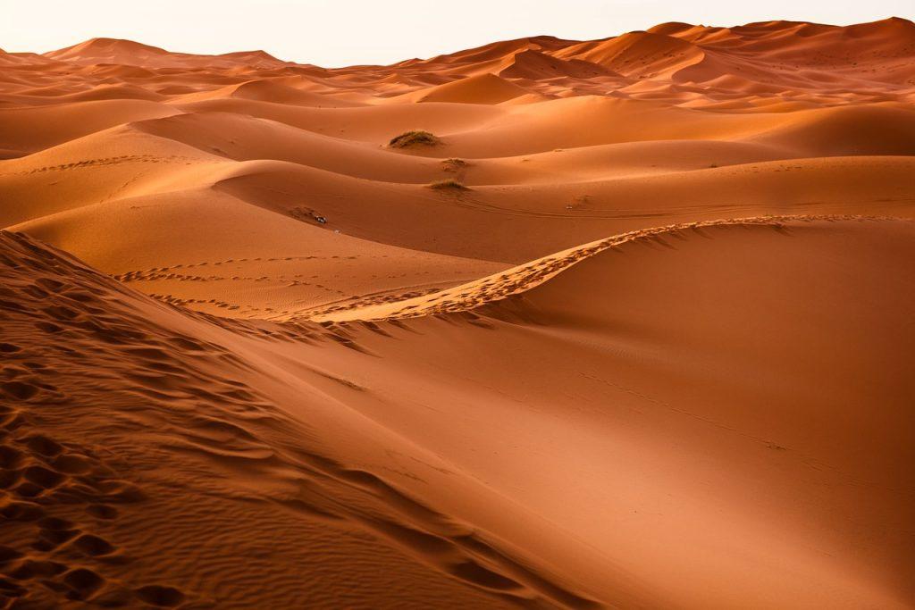 Königsstädte Marokko