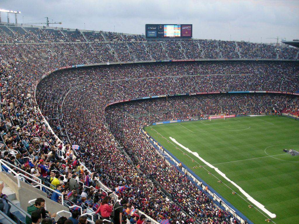 Günstige flüge nach Barcelona - Auch die La Liga Santander im Camp Nou live erleben