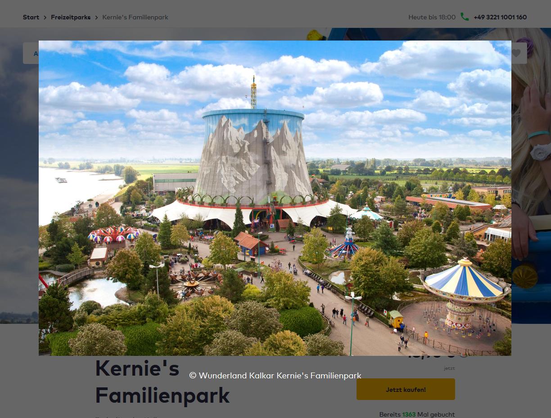 Kernies Familienpark Angebot Kernies Familienpark Angebot