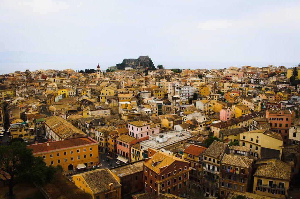 Bilder Korfu Stadt