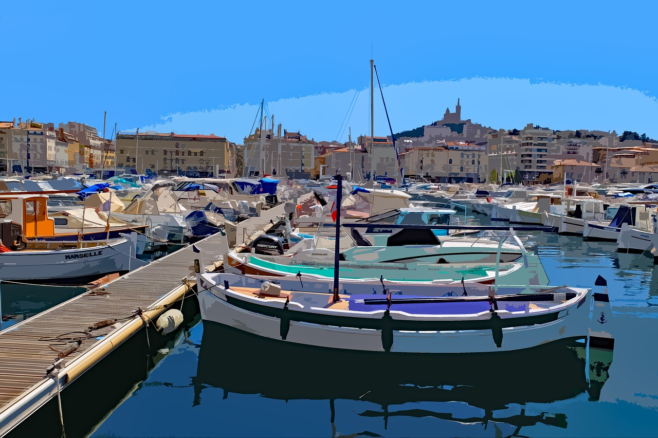 Günstige Flüge nach Marseille Frankreich ab 9€ 1