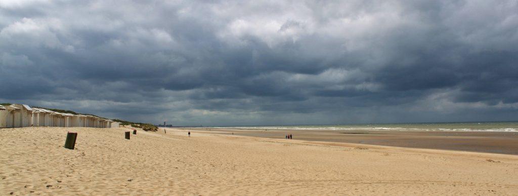 Middelkerke Strand Bungalow Strand