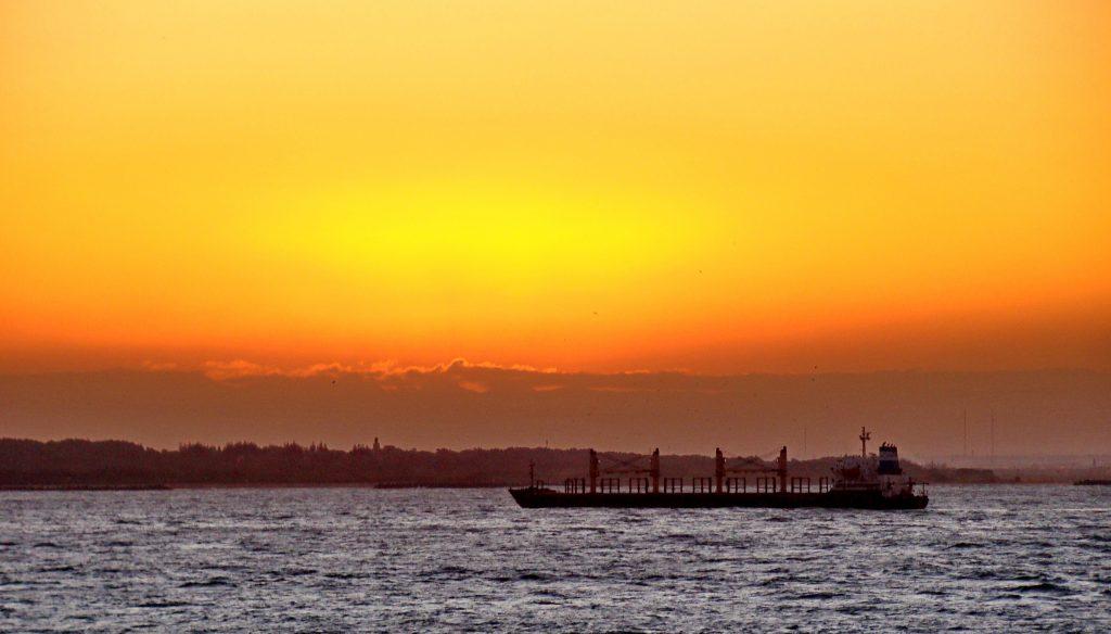 Sonnenuntergang Agadir