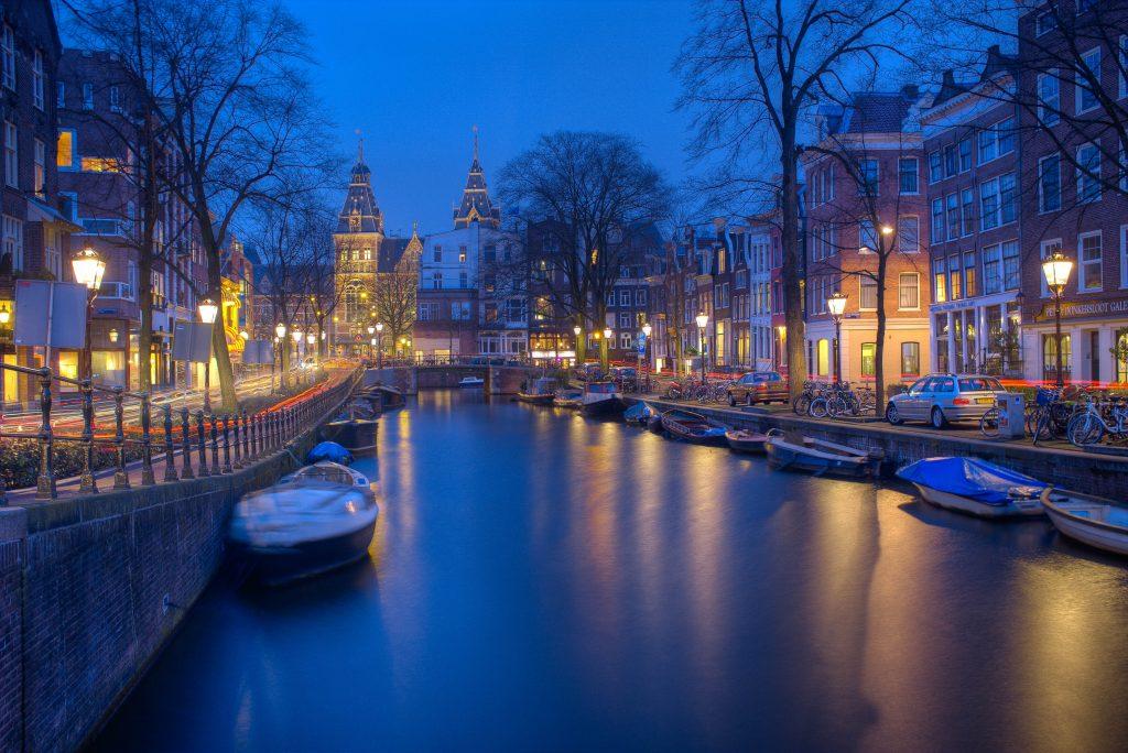 Amsterdam City Grachten