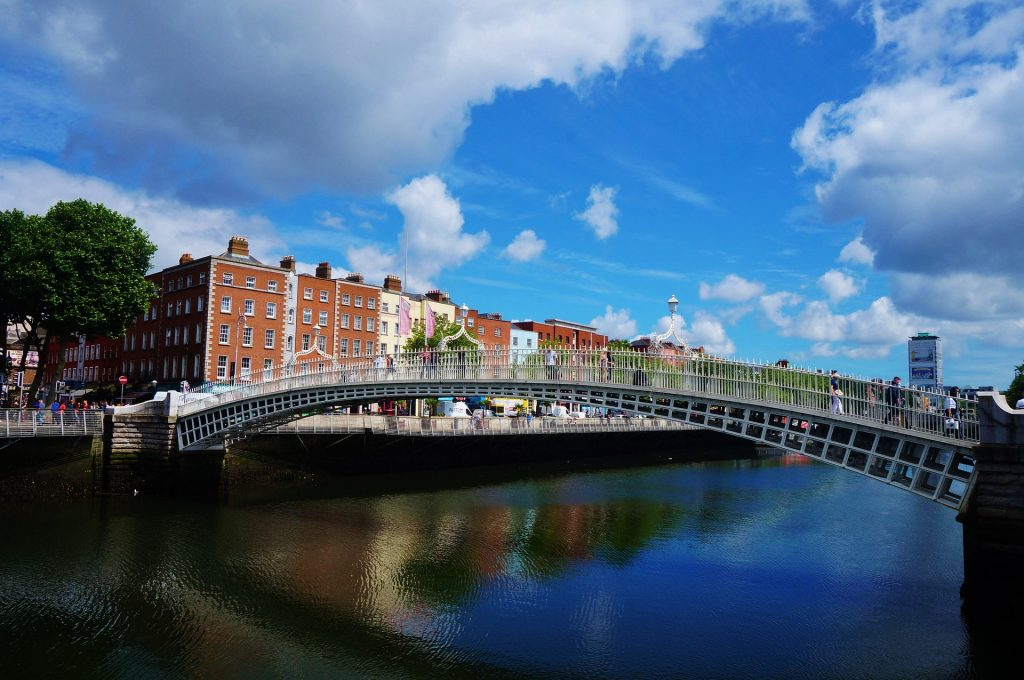 Dublin Angebot Flug & Hotel ab 199,00€ pro Person