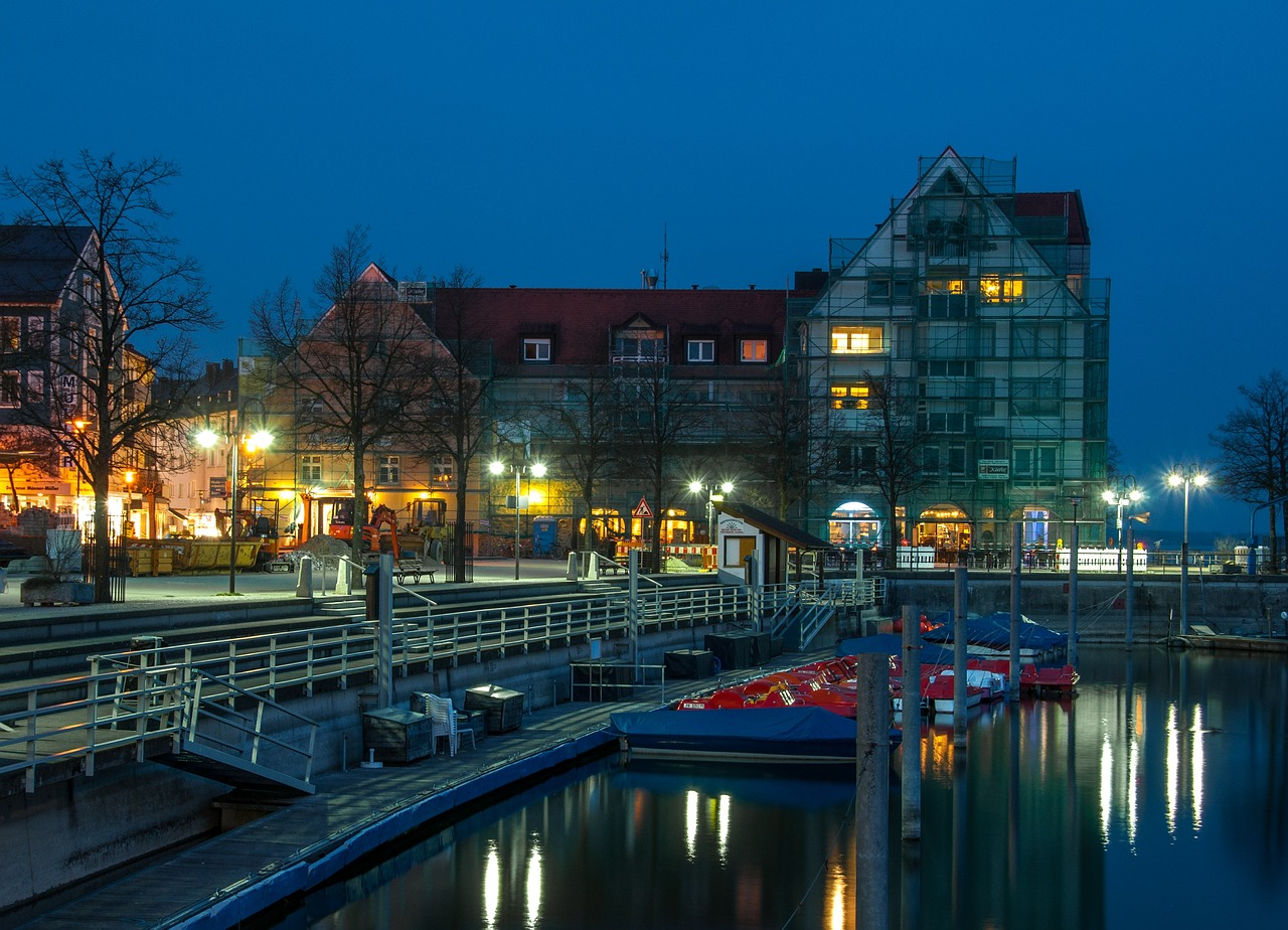 Kurzreise Bodensee Friedrichshafen