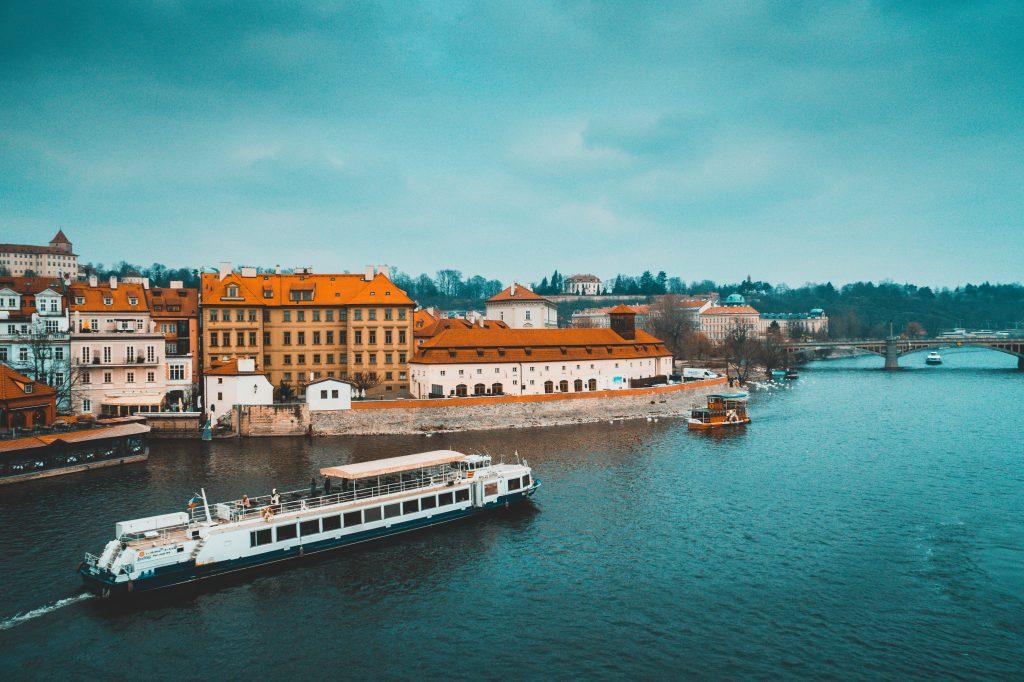 Moldau Schiffsfahrt mit der Prague Card