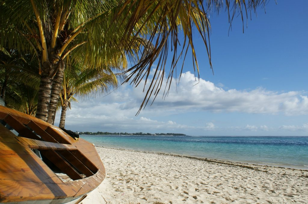 Mauritius Stränd