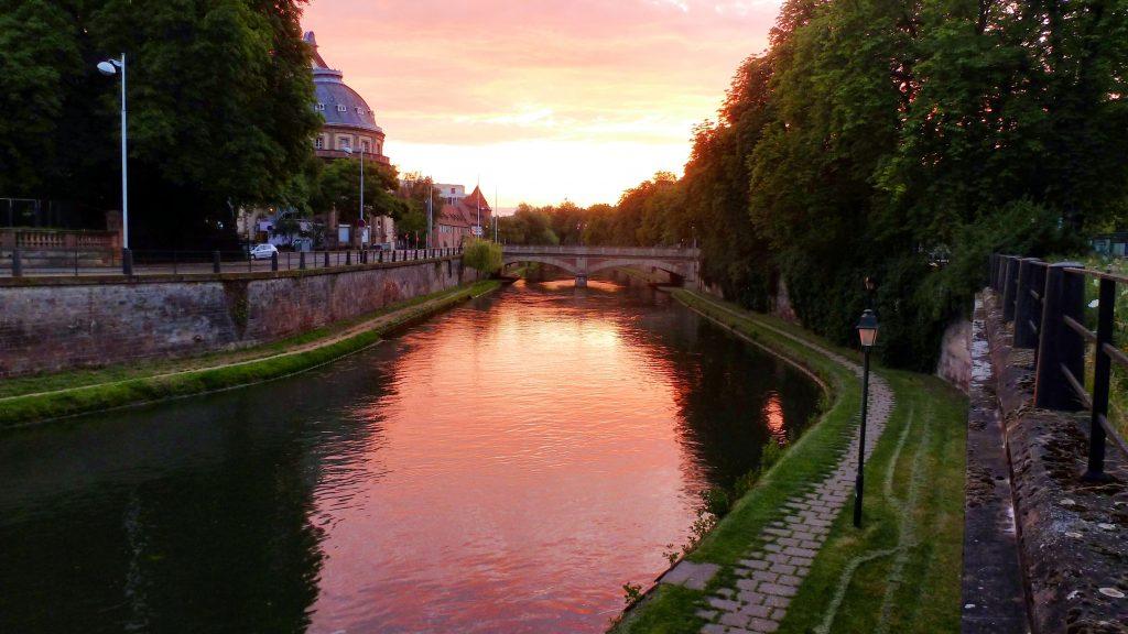 City Trip nach Straßburg