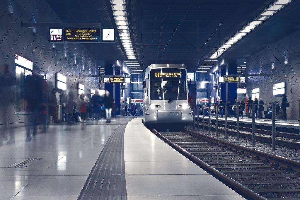 U-Bahnhof Düsseldorf Hauptbahnhof