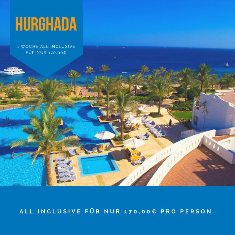 Urlaub nach Hurghada