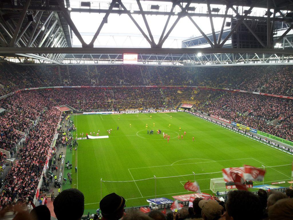 Düsseldorf Stadion