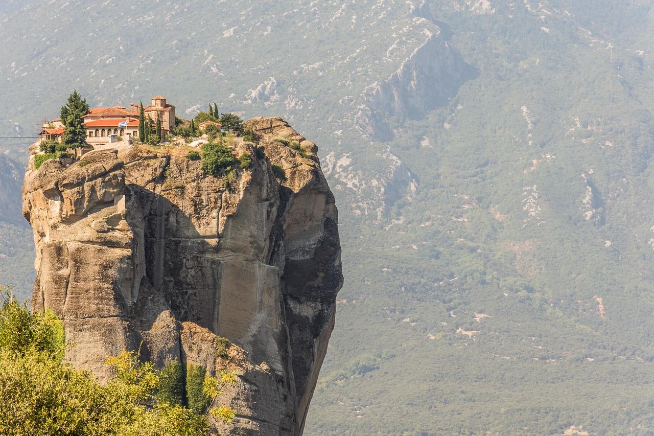 Meteora Griechenland Urlaub 1