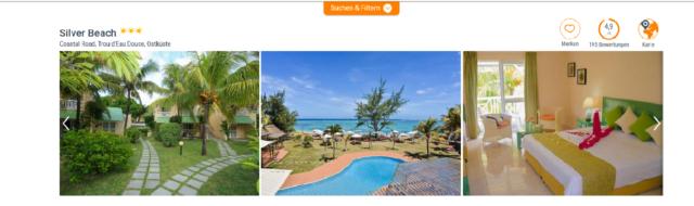 Pauschalreise Mauritius All inclusive