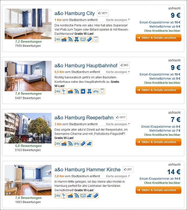 Screenshot Deal - AundO Hotel