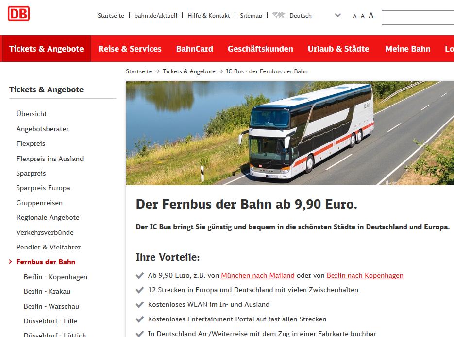 Screenshot Deal IC DB Bus