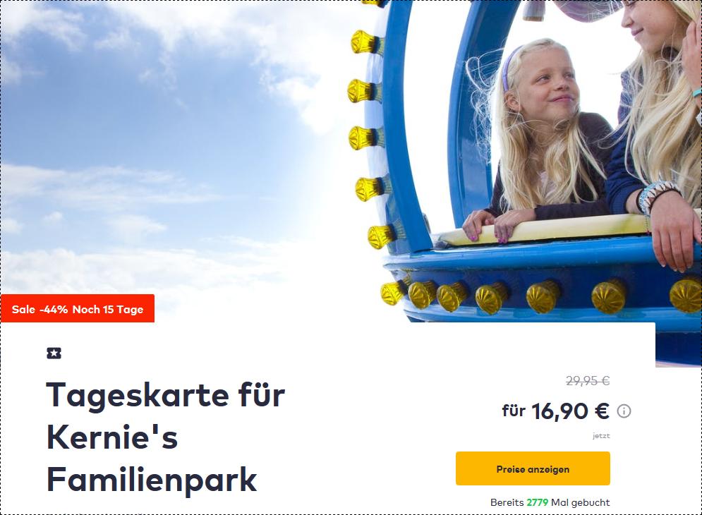 Screenshot Deal-Wunderland Kalkar Angebote