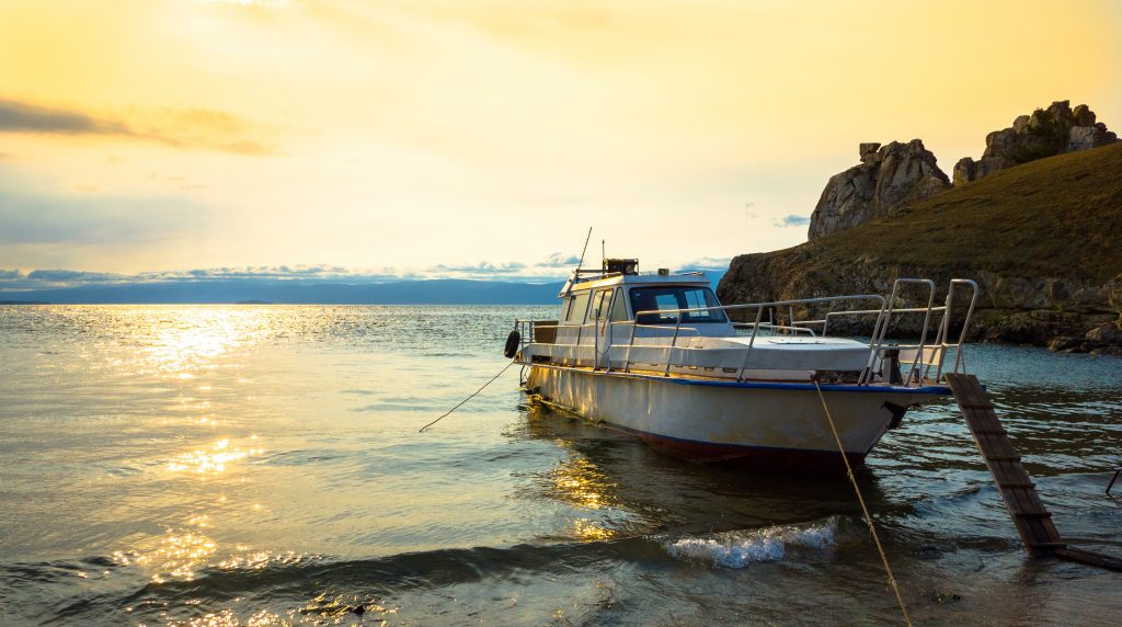 Beste Urlaubsorte Russland Baikalsee