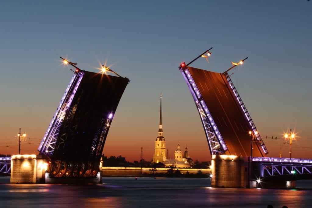 Die 10 schönsten Reiseziele in Russlan -  Sankt Petersburg