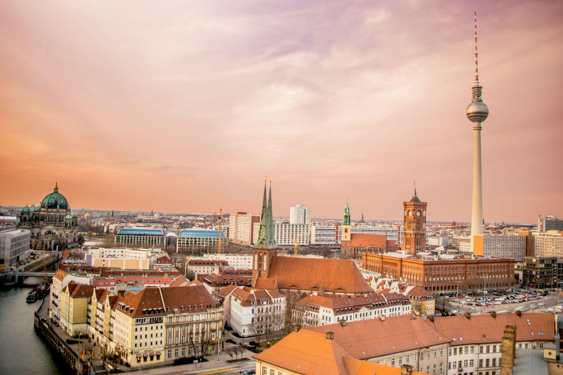 Hotel in Berlin Hip 4 ab 39,00€ die Nacht