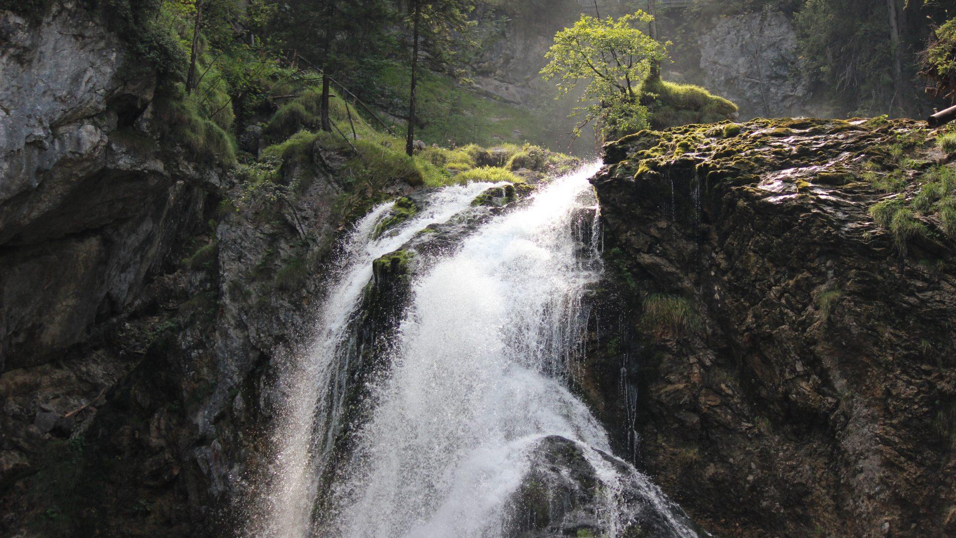 Salzburg Sehenswürdigkeiten – Gollinger Wasserfall Salzburger Land ab 89,00€