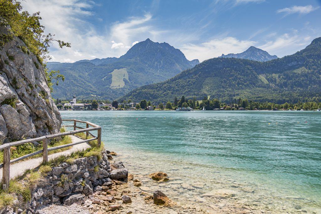 urlaub im salzburger land – Wolfgang Lake