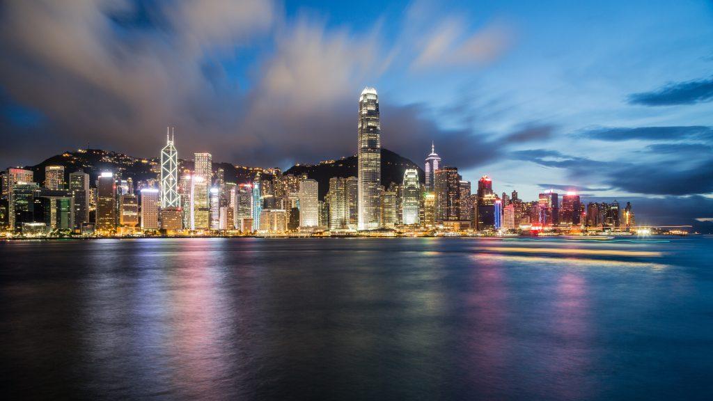 Urlaub in China - Hong Kong