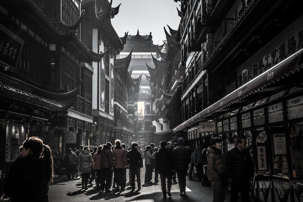 Urlaub in China - ShangHai