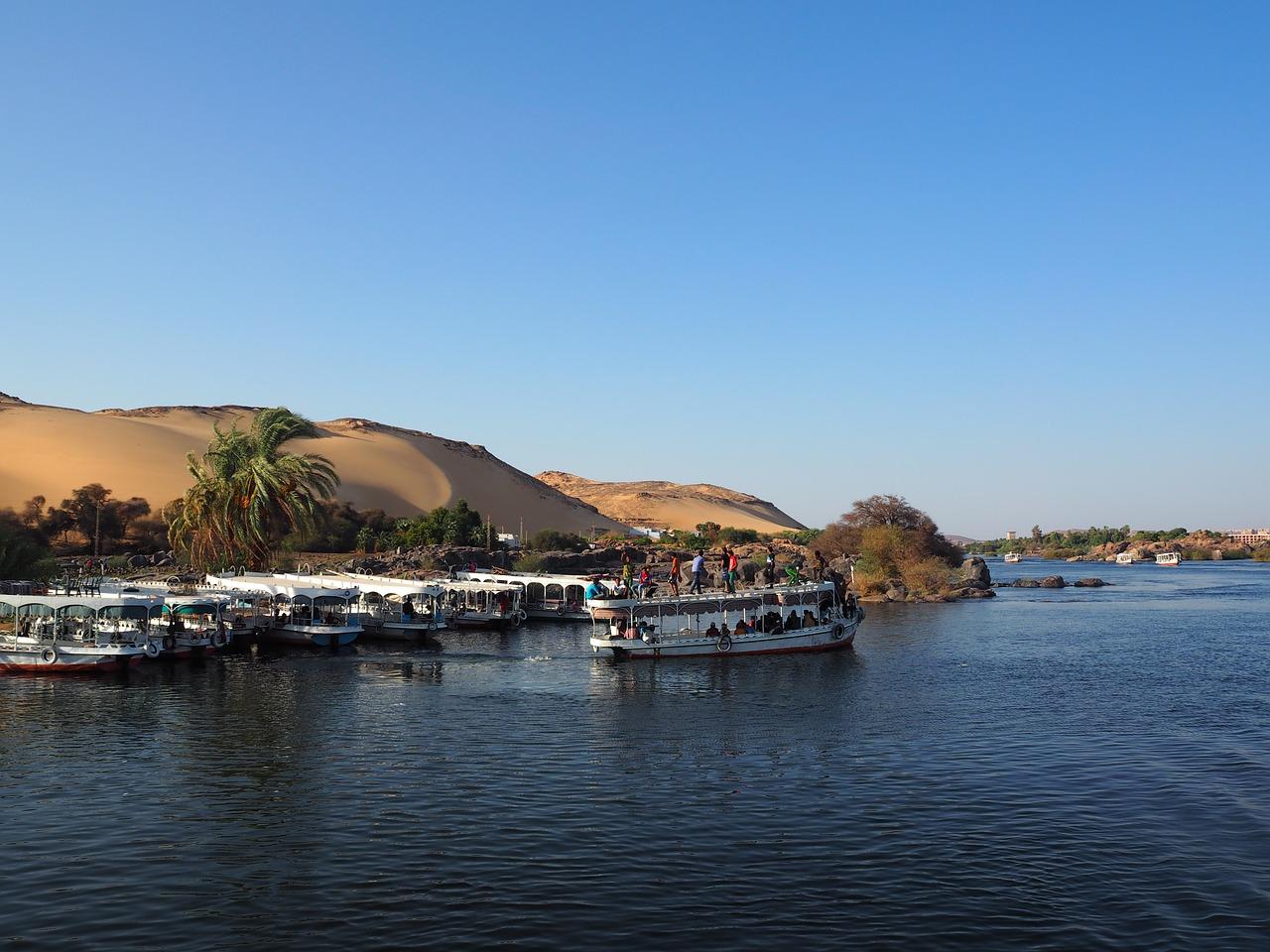 Ägypten Nil Kreuzfahrt