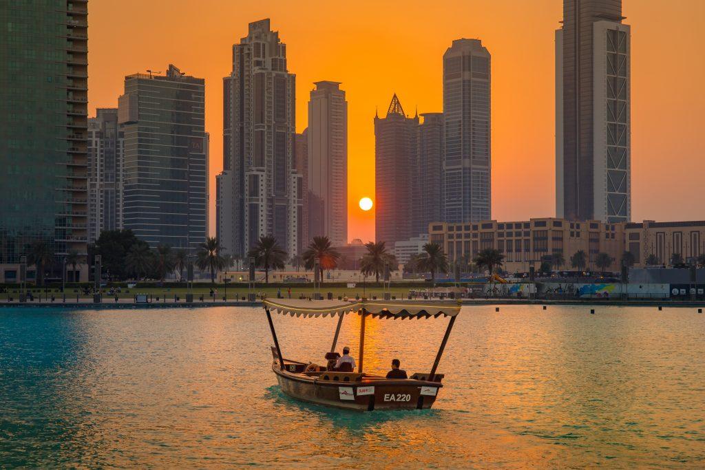 Gute Hotels in Dubai 5 Stern Luxus im Mövenpick